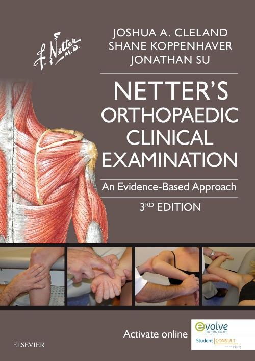 Photo of Netter's Orthopaedic Clinical Examination / SKU: 9780323340632