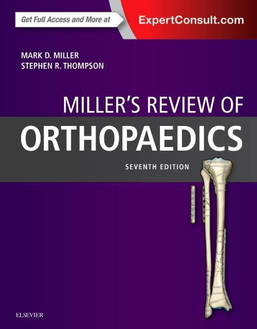 Photo of Miller's Review Of Orthopaedics / SKU: 9780323355179