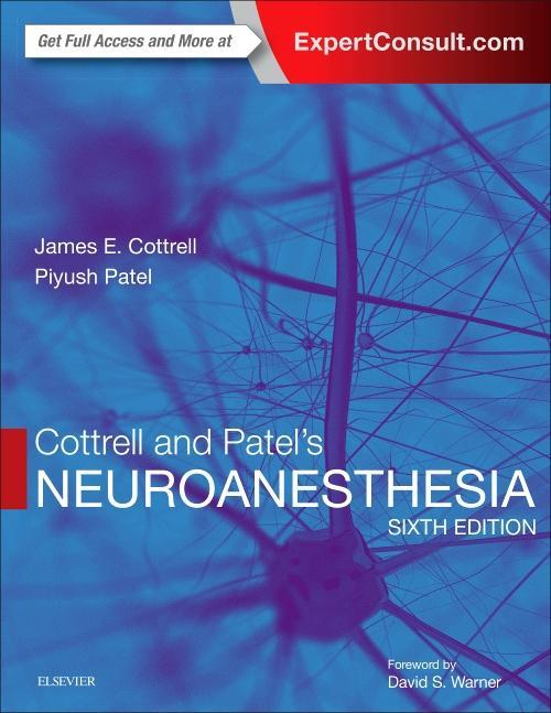 Photo of Cottrell And Patel's Neuroanesthesia / SKU: 9780323359443
