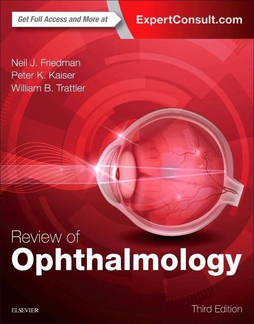 Photo of Review Of Ophthalmology / SKU: 9780323390569