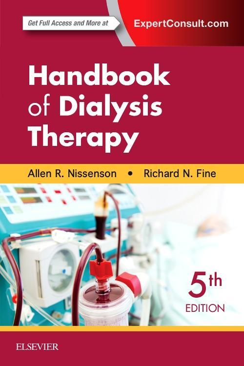 Photo of Handbook Of Dialysis Therapy / SKU: 9780323391542