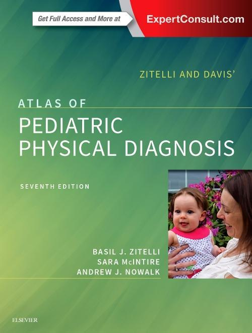 Photo of Zitelli And Davis' Atlas Of Pediatric Physical Diagnosis / SKU: 9780323393034