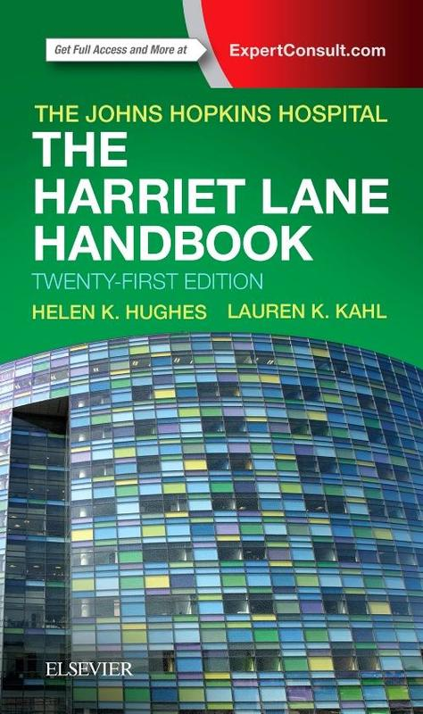 Photo of Harriet Lane Handbook / SKU: 9780323399555