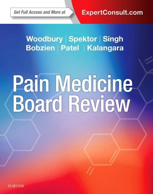 Photo of Pain Medicine Board Review / SKU: 9780323448116