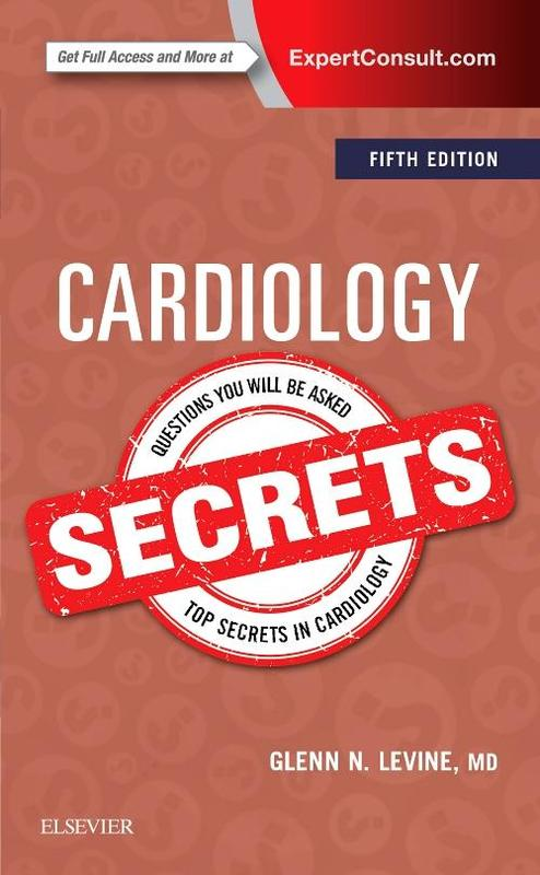 Photo of Cardiology Secrets / SKU: 9780323478700