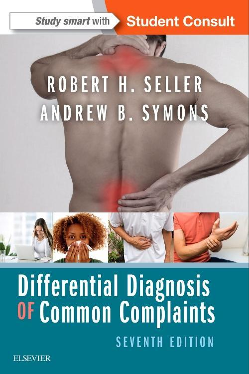 Photo of Differential Diagnosis Of Common Complaints / SKU: 9780323512329