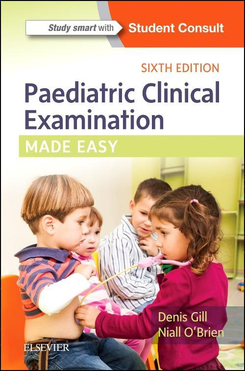 Photo of Paediatric Clinical Examination Made Easy / SKU: 9780702072888
