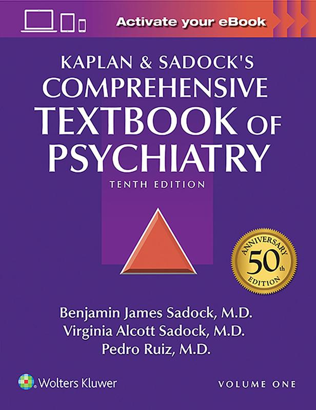 Photo of Kaplan And Sadock's Comprehensive Textbook Of Psychiatry / SKU: 9781451100471