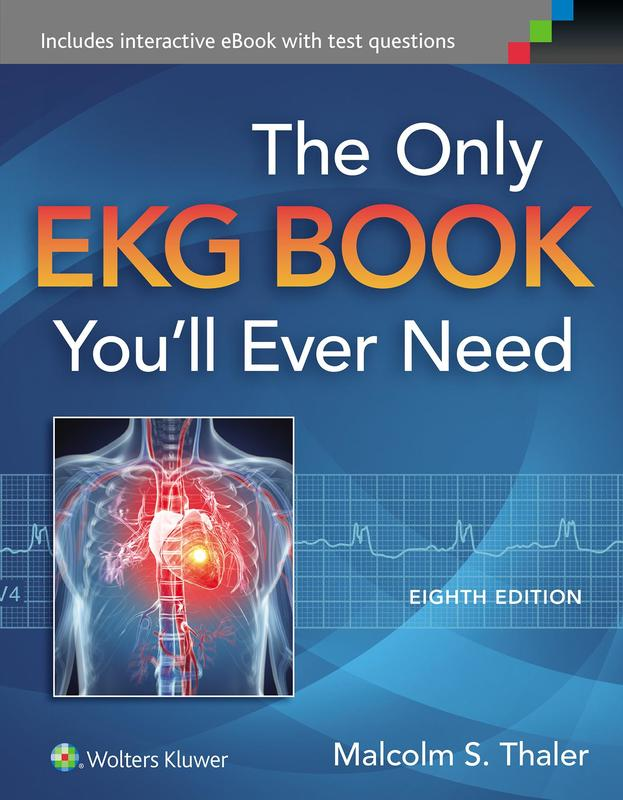 Photo of The Only Ekg Book You'll Ever Need / SKU: 9781451193947