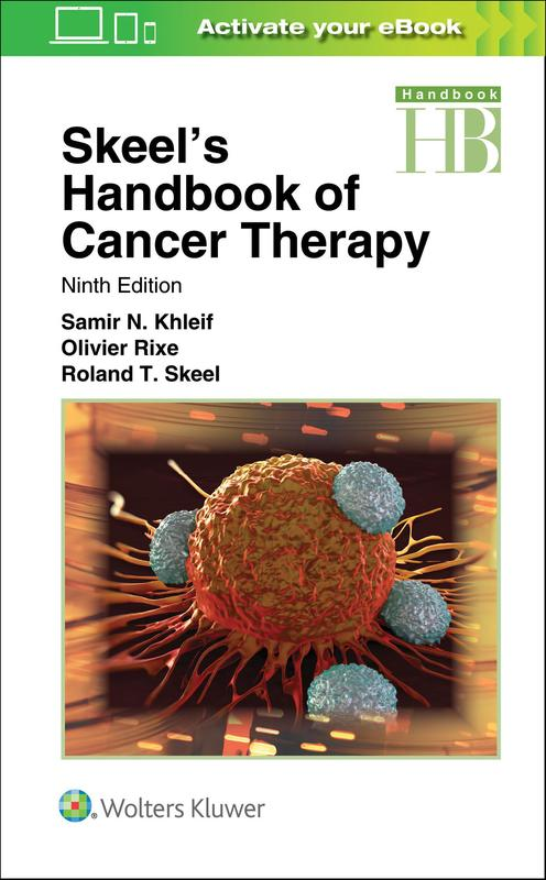 Photo of Skeel's Handbook Of Cancer Therapy / SKU: 9781496305558