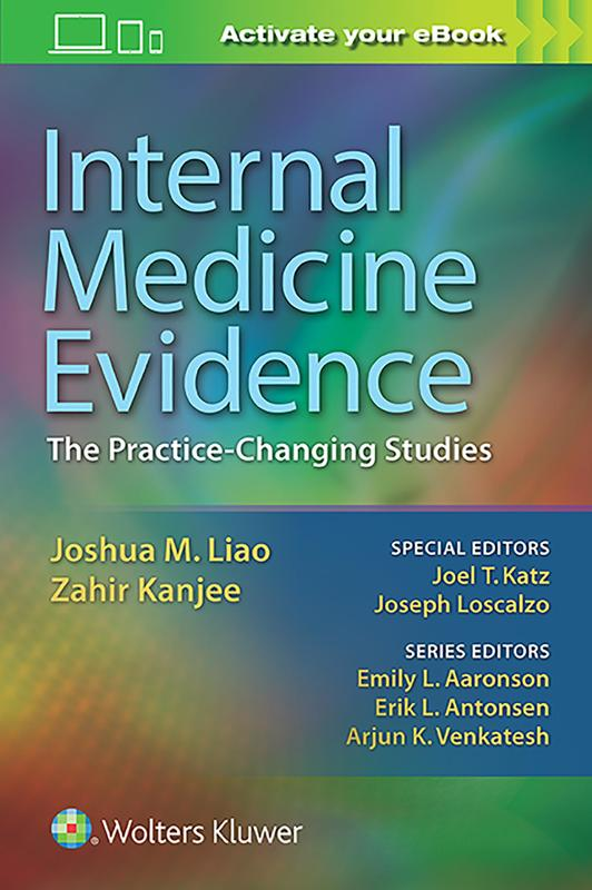 Photo of Internal Medicine Evidence / SKU: 9781496343550