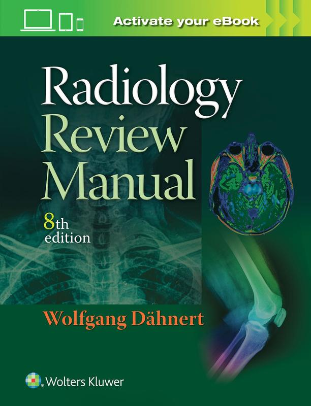 Photo of Radiology Review Manual / SKU: 9781496360694