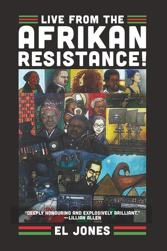 Photo of Live From The Afrikan Resistance! / SKU: 9781552666784