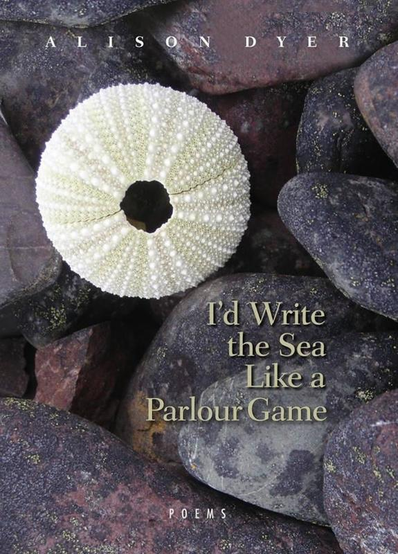 Photo of I'd Write The Sea Like A Parlour Game / SKU: 9781771031042