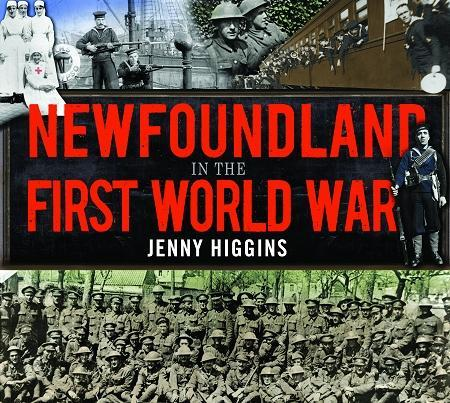 Photo of Newfoundland In The First World War / SKU: 9781927099698